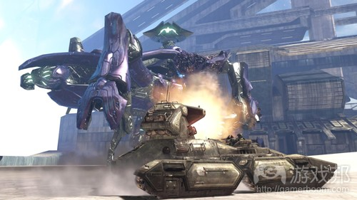 Halo-3-The-Ark-26-Scarab-Vs-Scorpion-Tank(from gamasutra)