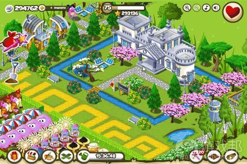 Monster World(from gamesfacebook.net)