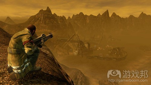 Red Faction Guerrilla(from gamasutra)