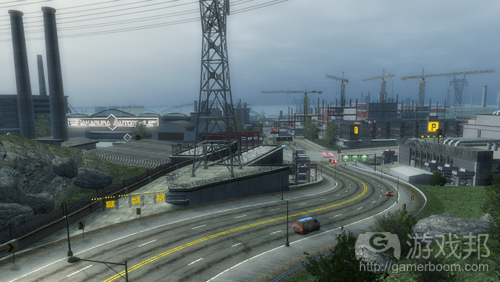 burnout paradise(from gamasutra)