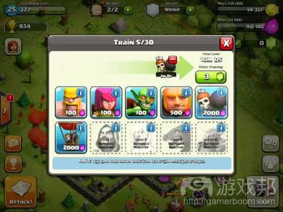 clash store(from gamasutra)