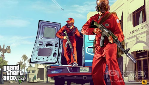 grand theft auto V(from gamezebo)