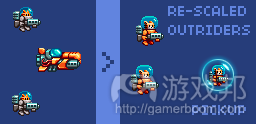 outriders(from gamasutra)