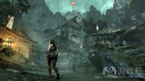 tomb raider(from gamasutra)