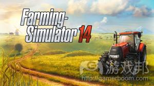 Giants Software Farming Simulator 14