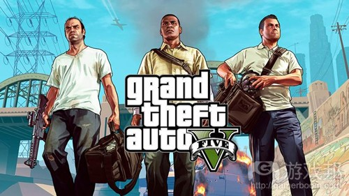 Grand Theft Auto V(from pastemagazine)