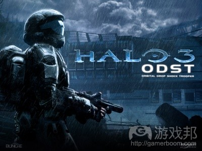 Halo 3 ODST(from hdwpapers)