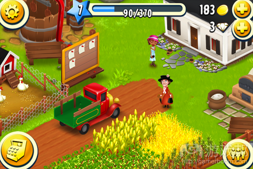 Hay Day(from insidemobileapps)