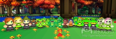cube world(from gamasutra)