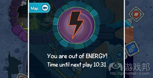 energy meters(from gamezebo)
