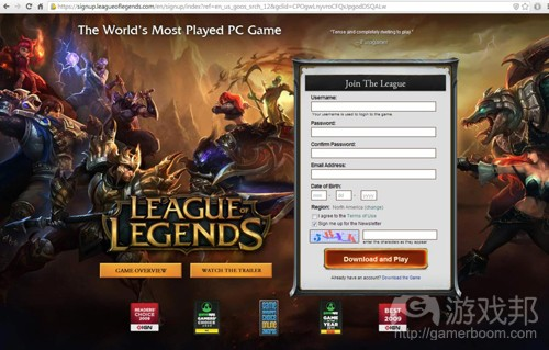 league of legends(from famousaspect)