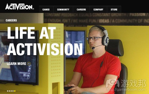 Activision(from activision.com)