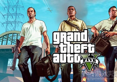 Grand Theft Auto V(from indiewire)