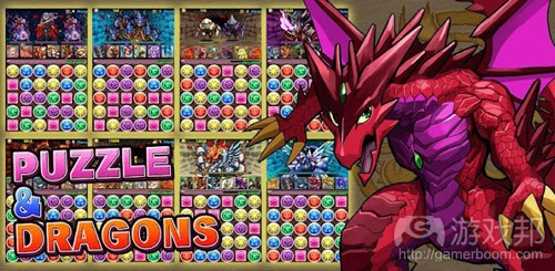 Puzzle & Dragons(from watchandroid.blogspot)