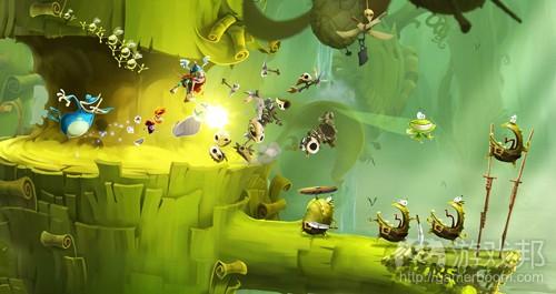 Rayman Legends(from gamespot.com)