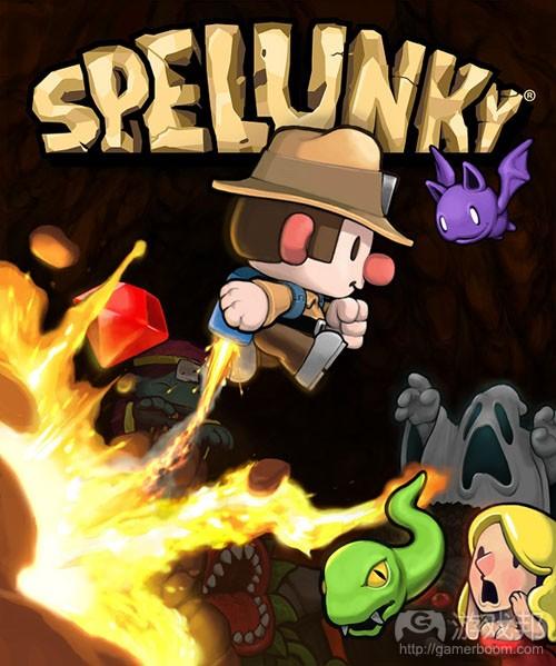 Spelunky(from wikia)