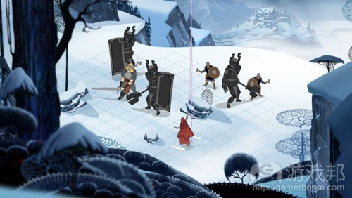 The Banner Saga(from gamezebo)