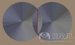 Voronoi_diagrams_for_AI-12-cone_line_intersect(from gamedevelopment)
