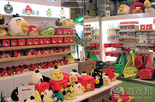 angry birds toys(from gamesindustry)