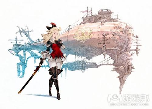 bravely default(from eurogamer)
