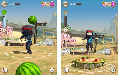 clumsy_ninja(from imore.com)
