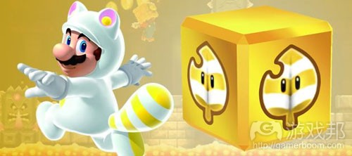 white tanooki suit(from gamasutra)