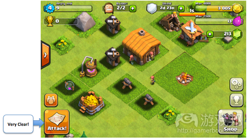 Clash of Clans(from quarterview.com)