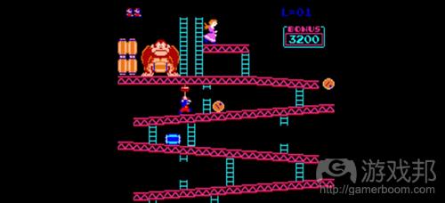 GDH Donkey Kong(from thegamedesignforum)