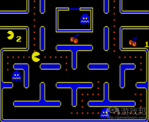 GDH Pac Man(from thegamedesignforum)