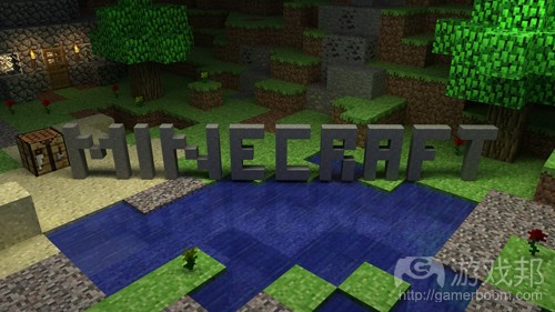 Minecraft(from gamesreviews.com)