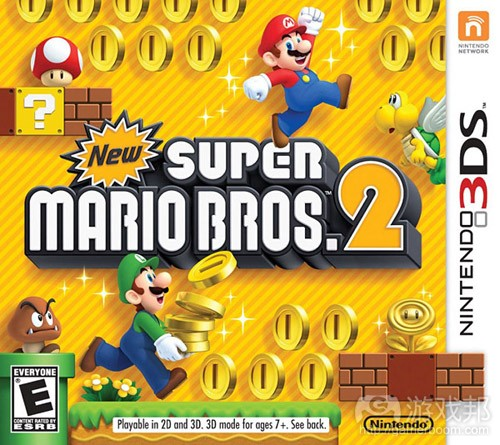 New Super Mario Bros 2(from pcgames)