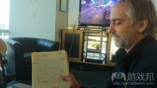 Richard Garriott(from pcgamer)