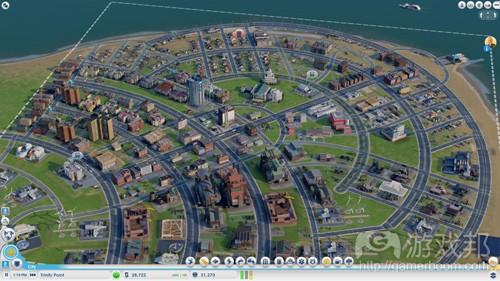 SimCity(from pcgamer.com)
