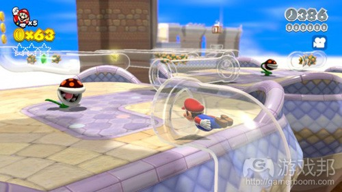 SuperMario3DWorld(from edge)