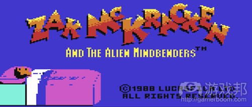 Zak McKracken and the Alien Mindbenders(from gamasutra)