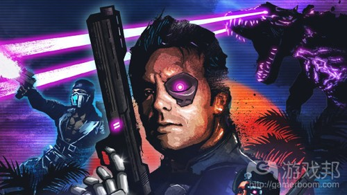 far cry 3 blood dragon(from develop-online)
