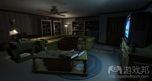 gone home(from psychologyofgames)