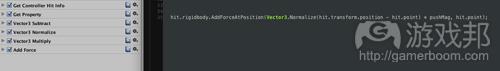 programming code(from gamasutra)