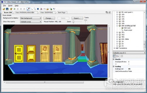 Adventure-Game-Studio(from pcgamer)