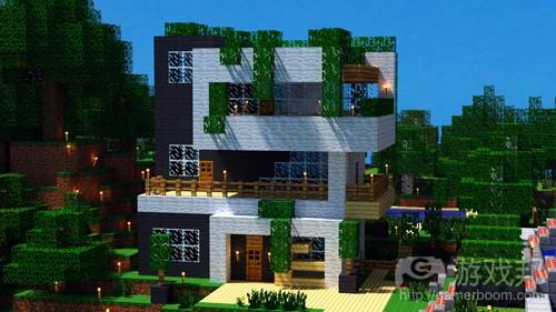 Minecraft(from wall88.com)