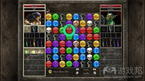 Puzzle Quest 2(from gamasutra)