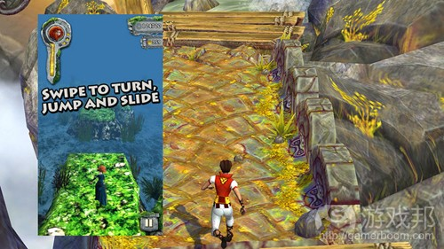Temple Run(from kotaku.com)