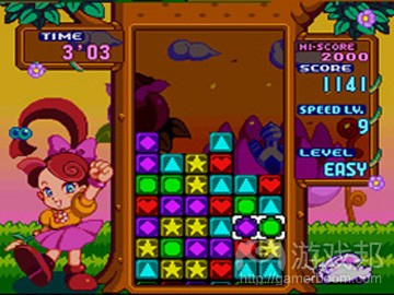 Tetris Attack née Panel de Pon(from gamasutra)
