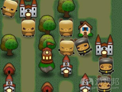 Triple Town(from gamasutra)