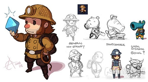 spelunky_burns(from gameacademy)