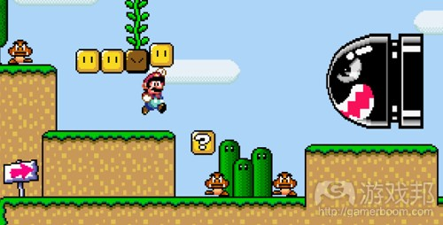 super mario(from gamezebo)