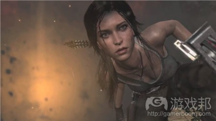 tomb raider effect(from thepunkeffect)