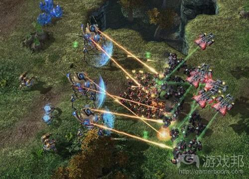 星际争霸II(from gamecareerguide.com)