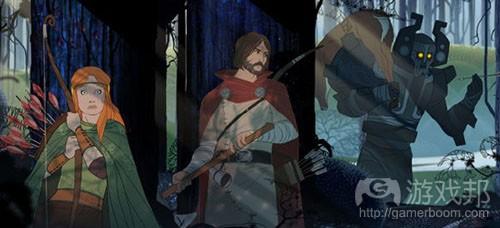 Banner Saga(from develop-online)