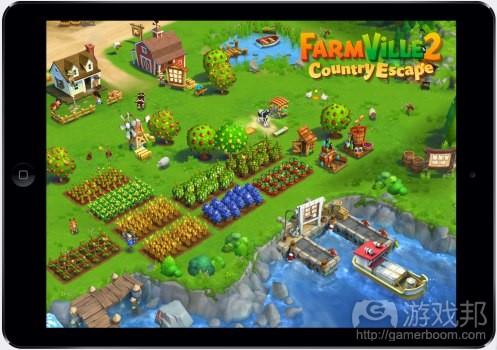 FarmVille 2 mobile(from gamezebo.com)